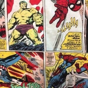 Marvel Comics Top Large VTG Forever 21 NWT